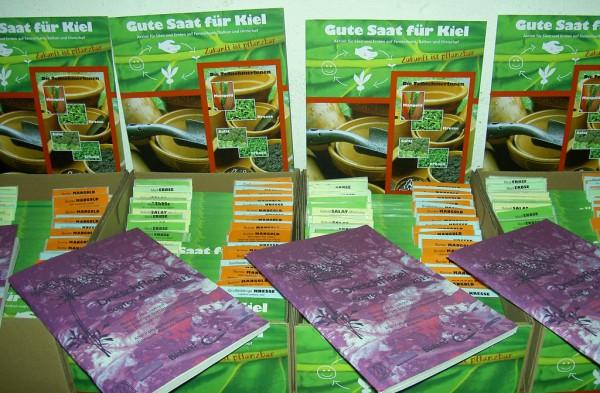 So sehen die Saatgutkartons in den Geschäften aus
